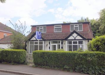 Thumbnail 4 bed detached bungalow for sale in Rowlands Castle Road, Horndean, Waterlooville