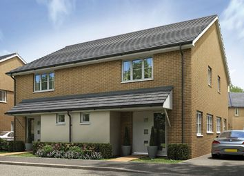 Thumbnail 1 bed terraced house for sale in Rockingham Gate, Priors Hall Park, Weldon, Corby