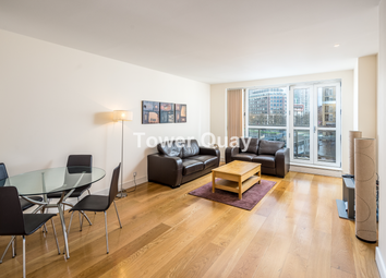 Thumbnail 1 bed flat to rent in Westferry Circus, Canary Wharf