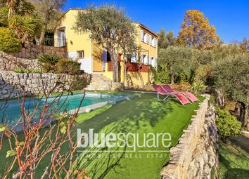 Thumbnail 4 bed property for sale in Grasse, Alpes-Maritimes, 06130, France