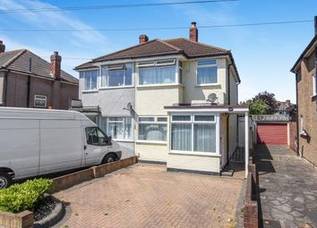 Thumbnail 3 bedroom semi-detached house for sale in Arbour Way, Hornchurch
