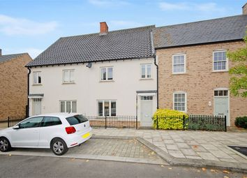 Thumbnail 3 bedroom terraced house for sale in Bristle Street, Upton, Northampton