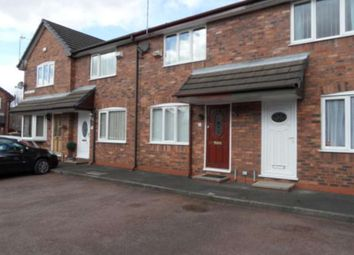 Thumbnail 2 bedroom town house to rent in Sulway Close, Swinton, Manchester