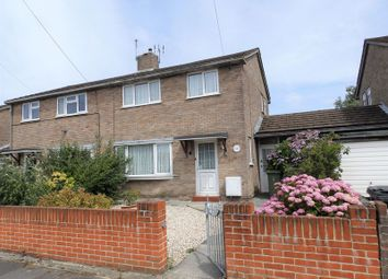 Thumbnail 3 bed semi-detached house for sale in Radstock Avenue, Park North, Swindon