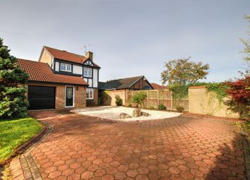 Thumbnail 3 bed detached house for sale in The Pastures, South Beach Estate, Blyth
