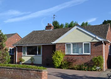 Thumbnail 3 bed detached bungalow for sale in Parkside Road, Thatcham