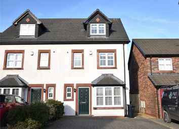 Thumbnail 4 bed semi-detached house for sale in 33 St. Mungos Close, Dearham, Maryport