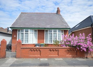 Thumbnail 3 bed detached bungalow for sale in Harcourt Road, Blackpool