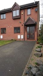 Thumbnail 2 bed semi-detached house for sale in 2A, Brewery Street, Dudley, West Midlands