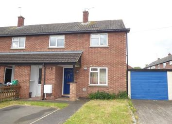 Thumbnail 3 bed end terrace house for sale in Locking, Weston Super Mare, Somerset