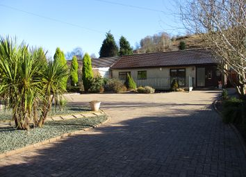 Thumbnail 4 bed semi-detached bungalow for sale in Curwen Close, Pontrhydyfen, Port Talbot, Neath Port Talbot.