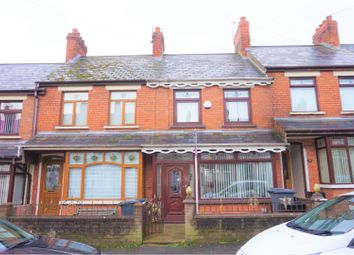 Thumbnail 2 bedroom terraced house for sale in Oldpark Avenue, Belfast