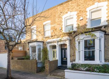 Thumbnail 3 bed terraced house for sale in Reedholm Villas, London