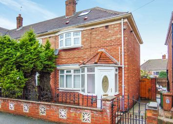 Thumbnail 2 bed semi-detached house for sale in Retford Square, Sunderland