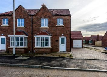 Thumbnail 3 bed semi-detached house for sale in Plot 25 The Casterton, Stickney Meadows, Stickney, Boston