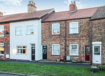 Thumbnail 2 bed cottage for sale in Station Road, Nafferton, Driffield