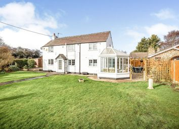 Thumbnail 3 bed property for sale in Old Hall Lane, Elton, Chester