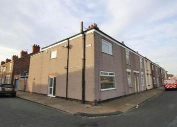 Thumbnail 3 bed end terrace house for sale in Haven Avenue, Grimsby