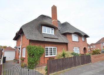 3 bed semi-detached house for sale in Bury Crescent, Gosport PO12