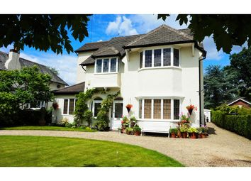 Thumbnail 5 bed detached house for sale in Ogden Road, Bramhall, Stockport
