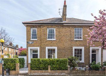 Thumbnail 4 bed terraced house for sale in Hemingford Road, Islington, London