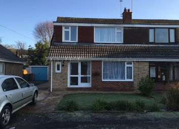 Thumbnail 3 bedroom semi-detached house to rent in Jobsons Close, South Cave, Brough