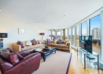 Thumbnail 3 bed flat to rent in Drake House, St George Wharf, Vauxhall