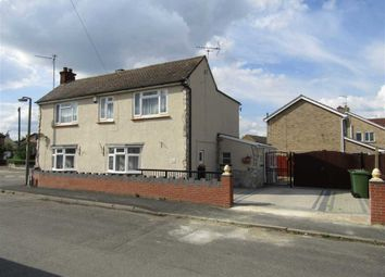 Thumbnail 4 bed detached house for sale in East Street, Manea, March