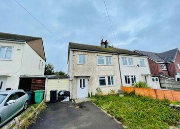 Thumbnail Semi-detached house to rent in Baynard Close, Basingstoke