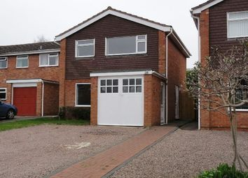 Thumbnail 3 bed detached house to rent in Newton Close, Ledbury