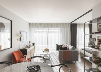 Thumbnail 1 bed flat for sale in Aerodrome Road, London