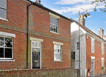 Thumbnail 2 bed end terrace house for sale in Angel Street, Petworth, West Sussex