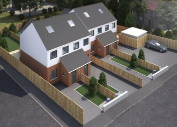 Thumbnail 3 bed semi-detached house for sale in Winford Grove, Bedminster Down, Bristol