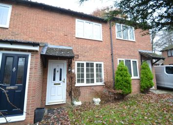 Thumbnail 2 bed terraced house for sale in Trotwood Close, Walderslade Woods, Chatham