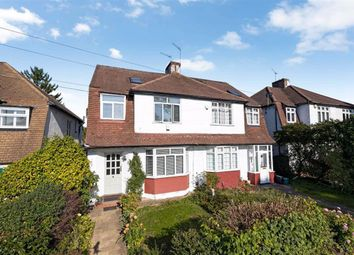 Baston Road, Hayes, Kent BR2. 4 bed semi-detached house
