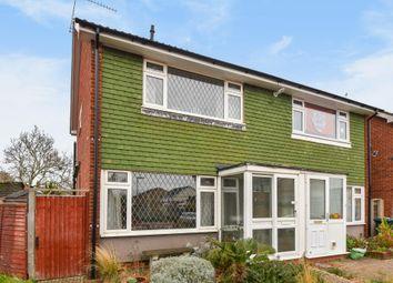 Thumbnail 3 bed semi-detached house for sale in Cheyne Road, Ashford