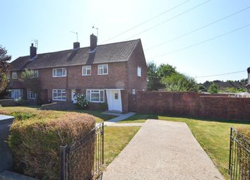 Thumbnail 2 bed terraced house for sale in Crawley Crescent, Eastbourne