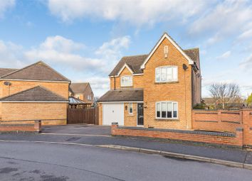 4 bed detached house for sale in Dorchester Way, North Hykeham, Lincoln LN6