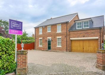 Thumbnail 5 bed detached house for sale in Thornton Road, Pickering