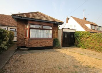 Thumbnail 2 bed semi-detached bungalow for sale in Meadow Way, Hockley