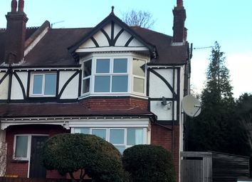 Thumbnail 2 bed flat to rent in Downscourt Road, Purley
