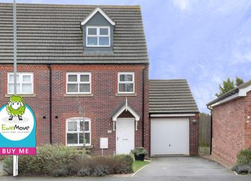 3 bed end terrace house for sale in The Furrows, Moulton, Northampton NN3