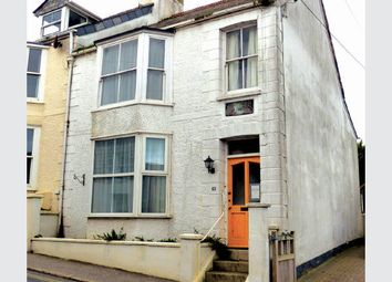 Thumbnail 2 bed end terrace house for sale in Heron Cottage, 8 New Street, Cornwall