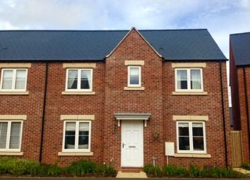 Thumbnail 3 bed semi-detached house for sale in Songthrush Road, Bodicote, Banbury, Oxfordshire