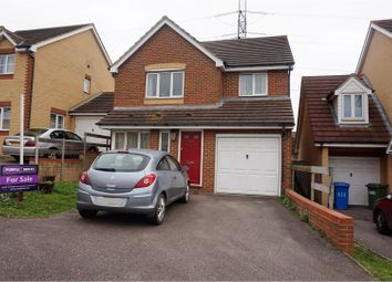 Thumbnail 4 bedroom detached house for sale in Recreation Way, Sittingbourne