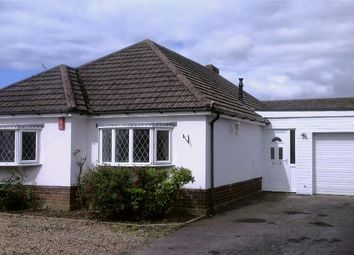 Thumbnail 3 bed detached bungalow for sale in Sea Road, Barton On Sea