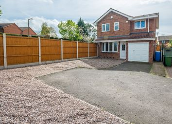 Thumbnail 5 bed detached house for sale in Buttermere Court Perton, Wolverhampton, Wolverhampton