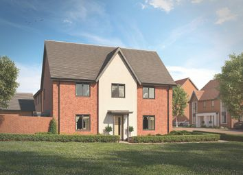 "Thumbnail 4 bed property for sale in ""The Somerton"" at Crick Road, Hillmorton, Rugby"