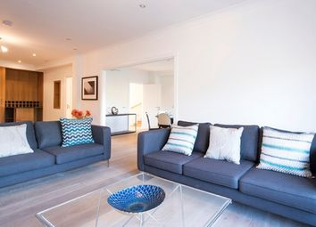 Thumbnail 4 bed flat to rent in Strahmore Court, St Johns Wood