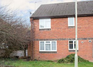 Thumbnail 1 bedroom terraced house for sale in Roseleigh Drive, Totton, Southampton